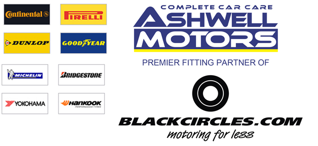 Black Circles Premier Fitting Partner